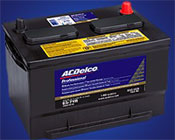 Delco Batteries and authorized dealer